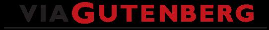 Logo Via Gutemberg